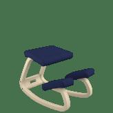 silla ergonomica de rodillas