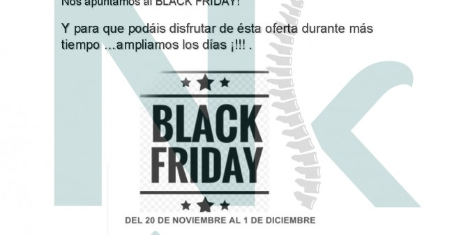 BLACK FRIDAY NERAIKER 2017